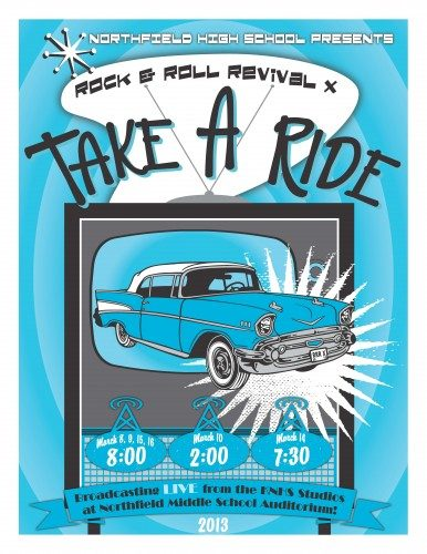 Poster of Rock-n-Roll Revival Take a ride