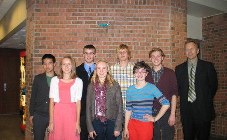 National Merit Honorees