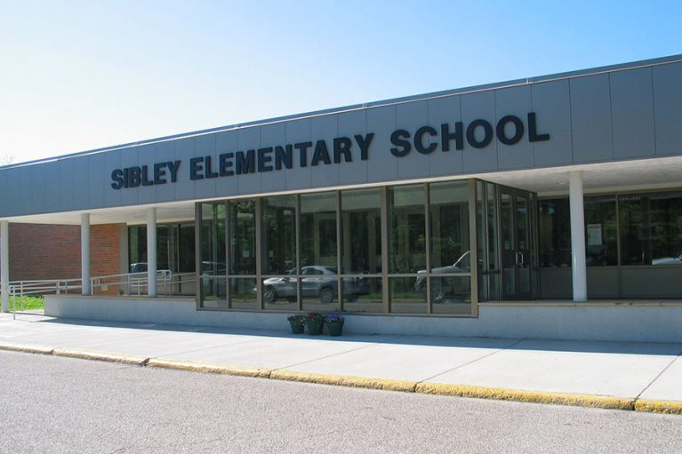 Sibley Elementary Exterior